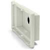 Recess Mount Wall Box - R200/D200