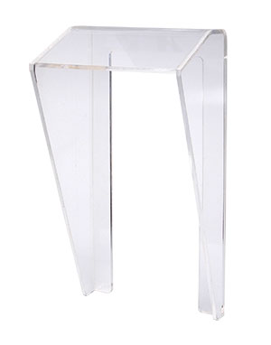 Perspex Weather Shield - Vertical