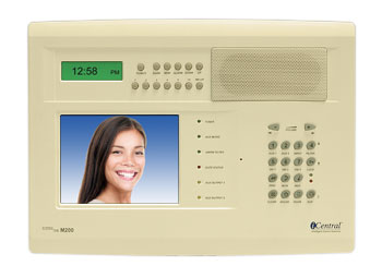 M200 Compact Video Master Station - IVORY