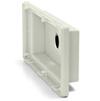 Recess Mount Wall Box - R200/D200